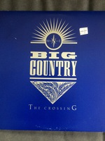 One Dollar Record Review  Big Country039s The Crossing